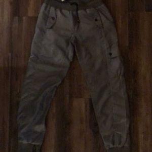 NWT Ino brand from BARNEYS!! Nylon cargo pant!!!